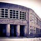 Longfellow School II by Laura Godden