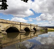 Ross Bridge Afternoon Reflection by Robert Stephens
