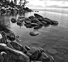 Sand Harbor, Lake Tahoe, Nevada by Kurt Golgart
