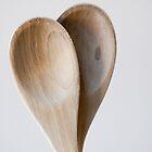 Wooden Heart by Hege Nolan