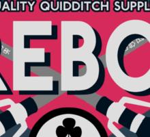 Firebolt - Quality Quidditch Supplies Sticker