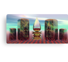 Essence of Divine Reality  Canvas Print