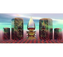 Essence of Divine Reality  Photographic Print