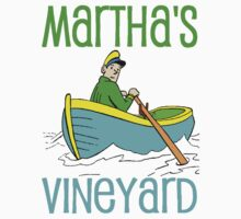 Martha's Vineyard by OTIS PORRITT