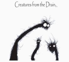 the creatures from the drain 7 by brandon lynch