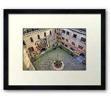 View from the Bower Framed Print