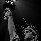 the light of liberty by tinncity