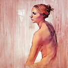 Female Nudes : Paintings by Roz McQuillan by Roz McQuillan