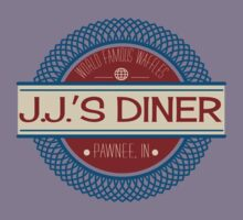 J.J.'s Diner: World Famous Waffles by johnbjwilson