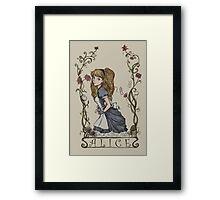 Alice Framed Print