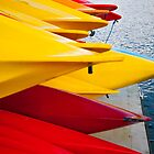 Kayaks by Jaime Pharr