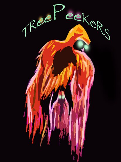 TreePeekers 4 by laughinsquatch