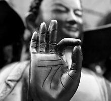 Buddha Blessings by Dhiraj Anand Khatri