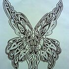 Original World Butterfly by Mthrntre
