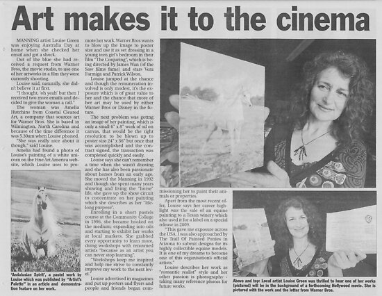 Manning River Times article 15/02/12 by louisegreen