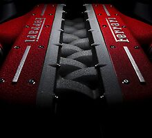 Ferrari FF Engine by supersnapper