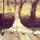 Swinging bridge 1 by christiams