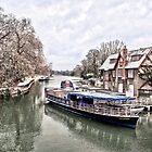 Thames, Oxford 1 by christiams