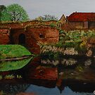 Fortress at Heldrungen by Kashmere1646