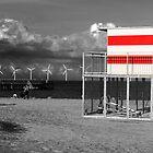 Copenhagen Amager beach by lukelorimer