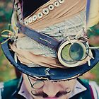 Steampunk Mad Hatter by photomadly