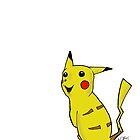 Pikachu by bluemagic
