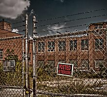Abandoned Factory by KRphotog