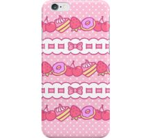 Werepop - Sweet Dessert Frill iPhone Case/Skin