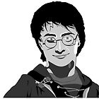 Daniel Radcliffe Harry Potter by Paul Dunkel