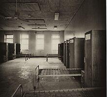 The Asylum by Tam  Locke