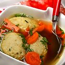 Herbal Little Dumplings in Vegetable Soup by SmoothBreeze7