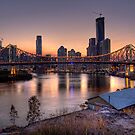 Brisbane  Queensland  Australia by William Bullimore