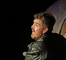 Phill Jupitus by harrisonaphotos