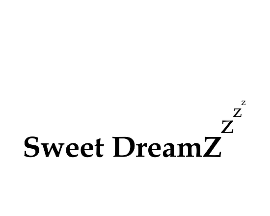 Sweet Dreams by Susan Tong
