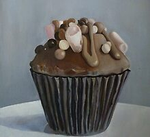 The Rocky Road to Cup Cake Heaven by April Jarocka