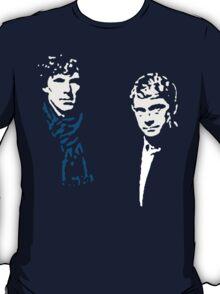 Holmes , Watson T-Shirt