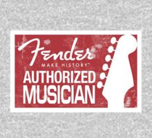 Authorized Musician Kids Clothes