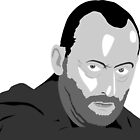 Jean Reno actor from Ronin by Paul Dunkel