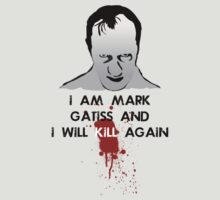 I am Mark Gatiss and I will kill again by saniday