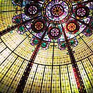 Stained Glass Ceiling by Reese Ferrier