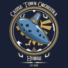 Castle Town Orchestra by TeeKetch