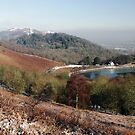 British Camp Reservoir & The Malverns by LisaRoberts