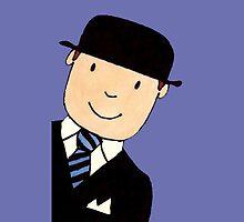 Mr Benn by compoundeye