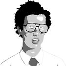 Jon Heder from Napoleon Dynamite by Paul Dunkel