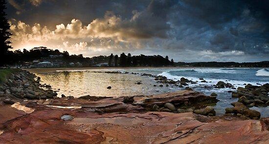 Avoca Sunset by Andrew Murrell