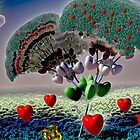 M3D:  Magic Heart Tree (UF0630) by barrowda