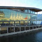 The Vancouver Convention Centre by Tom  Reynen