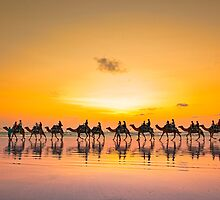 Cable Beach by aabzimaging