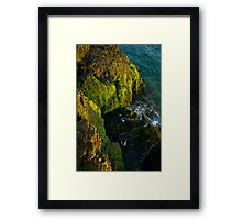 Big little rocks Framed Print