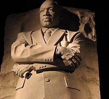 MLK, Jr. Memorial by Daniel Silva